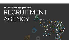 Benefits offered by recruitment agencies