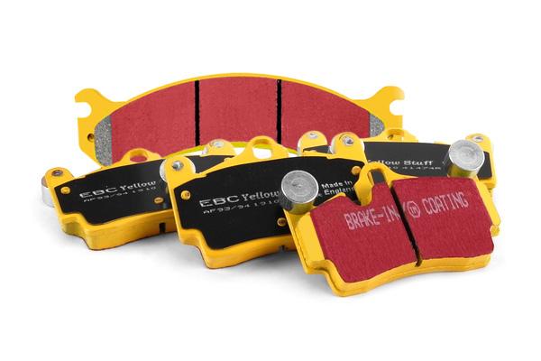 EBC yellow stuff brake pads
