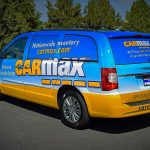 Businesses and vehicle wrap